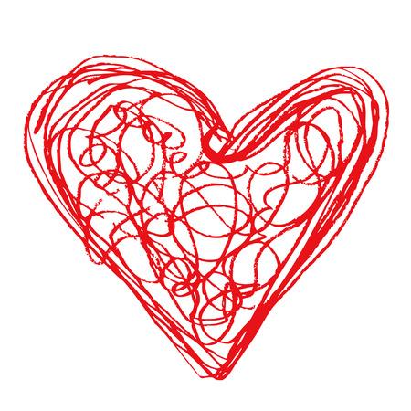 vectorrn: Heart  Illustration Illustration