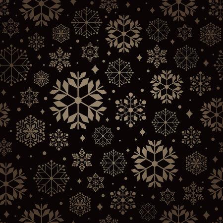 festive pattern: christmas pattern snowflake background
