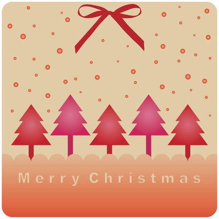 flack:   tree of christmas background design