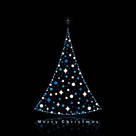 RBol de Navidad diseño de fondo  Foto de archivo - 7996189