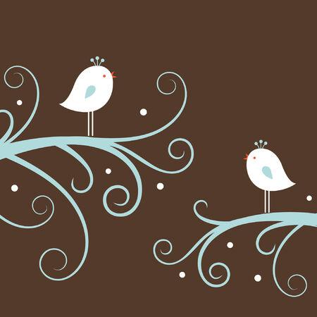 flack: Birds in the Winter