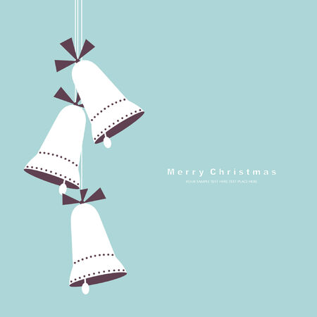 Christmas bells Stock Vector - 8606833