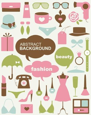 icone di moda e bellezza