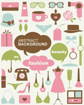 manikin: beauty and fashion icons