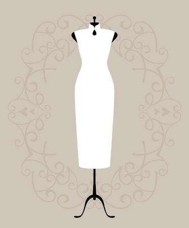 cheongsam: wedding dress