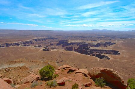 canyonlands: Canyonlands Vista for wallpaper etc.