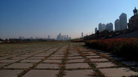 urbanization: urbanization landscape Stock Photo