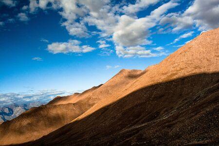 ladakh: Mountains of Ladakh, India