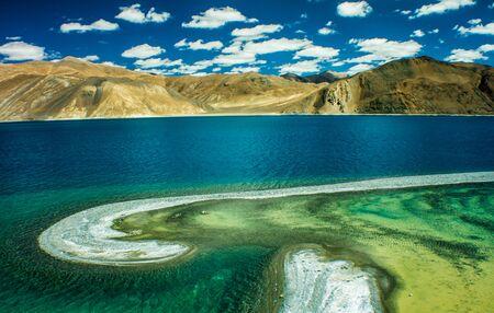 ladakh: Pangong Lake, Ladakh, India