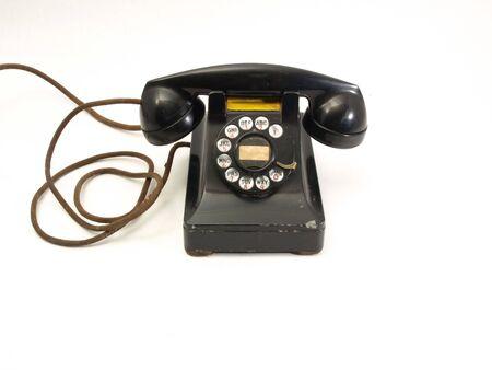 rotary dial telephone: Rotary Tel�fono