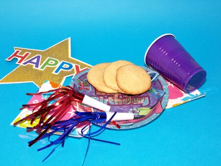 Happy Birthday Party Stock Photo - 4454879