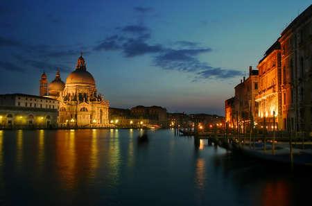 Evening Venice. photo
