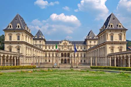 faculty: Valentino Castle - former residence of Royal House of Savoy, currently is the seat of Polytechnic University Architecture Faculty in Turin, Italy