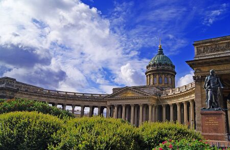 kazanskiy: Kazan Cathedral in Saint Petersburg