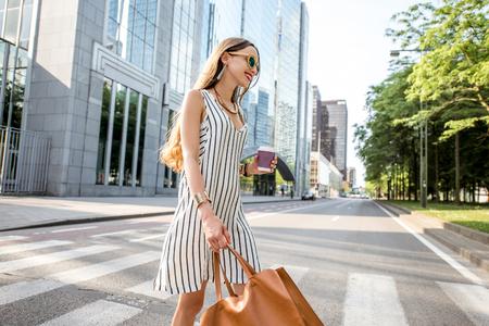 brussel: Businesswoman in Brussel