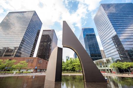 브뤼셀의 금융 지구