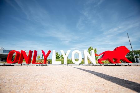 Slogan of Lyon city