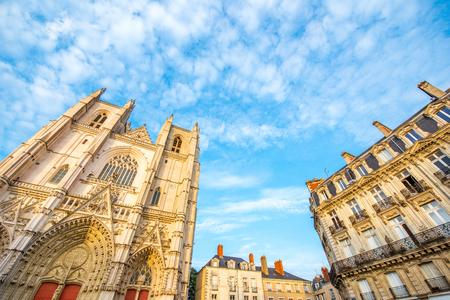 フランスのナント市