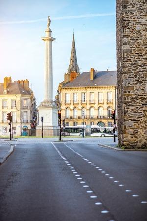 ナント, フランス - ピエール ・...