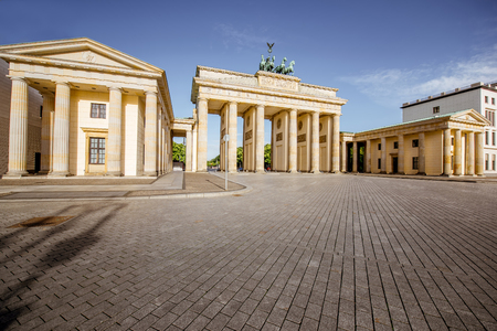 Brandenburg gates