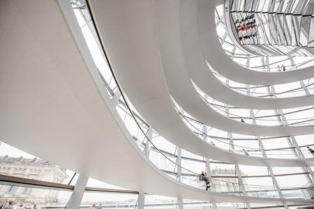 Rijksdag gebouw interieur
