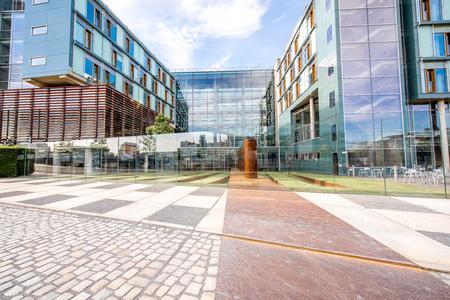 ベルリンの議会オフィス 報道画像