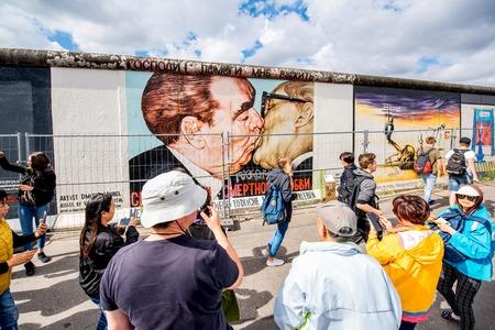 ベルリンの壁アート