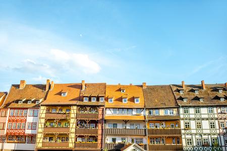 erfurt: Erfurt city in Germany Stock Photo