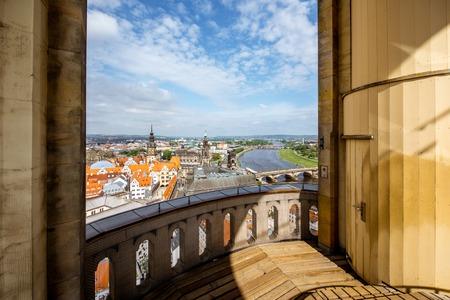 Dresden Stadt in Deutschland Standard-Bild - 82855745