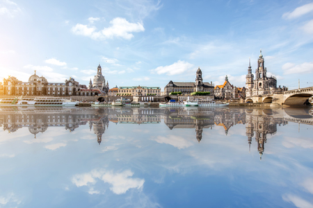 Dresden city in Germany