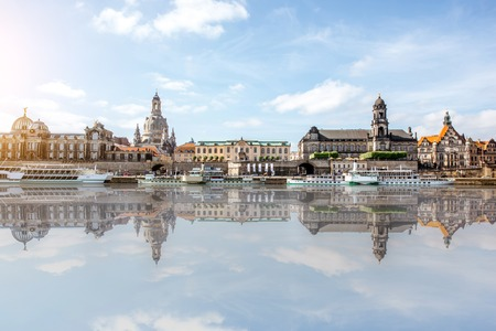 Dresden city in Germany