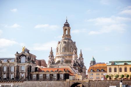 Dresden Stadt in Deutschland Standard-Bild - 82855746
