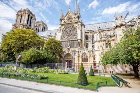 パリの街並み図