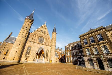 オランダのハーグ市 写真素材