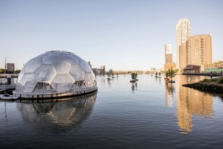 Rotterdam stad in Nederland