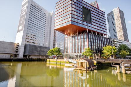 네덜란드 로테르담 도시