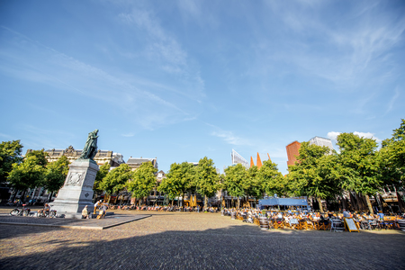 Haag stad in Nederland Redactioneel