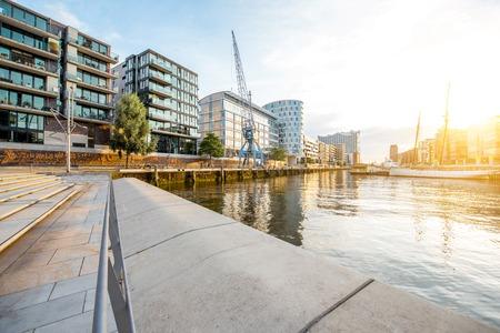 Hamburg stad in Duitsland