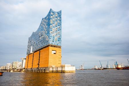 Elbe Philharmonic Hall in Hamburg