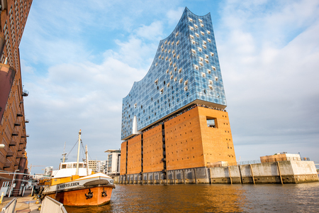 Elbe Philharmonic Hall in Hamburg