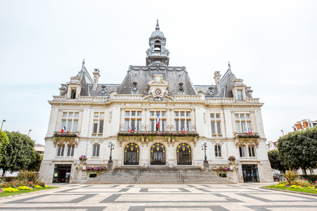 Buildings in Vichy city , France Stock Photo - 85598434