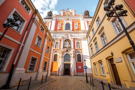 Poznan city in Krakow Imagens