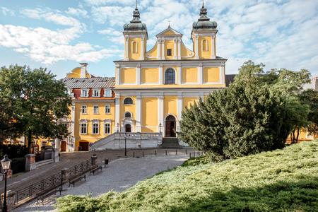 Poznan city in Krakow Stock Photo