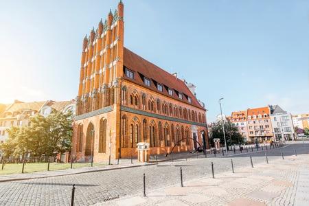 ポーランドのシュチェチン市 写真素材 - 85703507