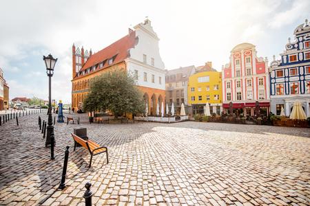 ポーランドのシュチェチン市 写真素材 - 85659542