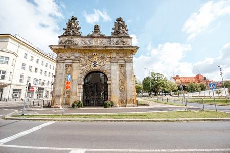 ポーランドのシュチェシン市 写真素材 - 85703269