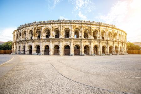 Amphitheatre in Nimes