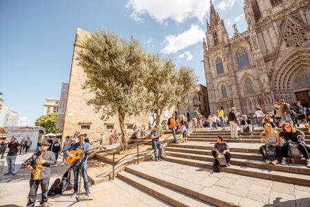 바르셀로나 교회 에디토리얼