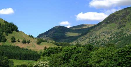 Scottish Highlands Stock Photo - 4372732