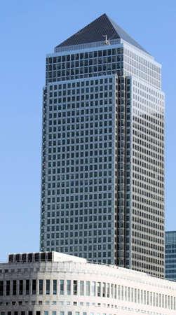 canary wharf: Canary Wharf Stock Photo